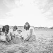 Hughes Family | Outer Banks Family Beach Portrait Session | StudioSea Photography