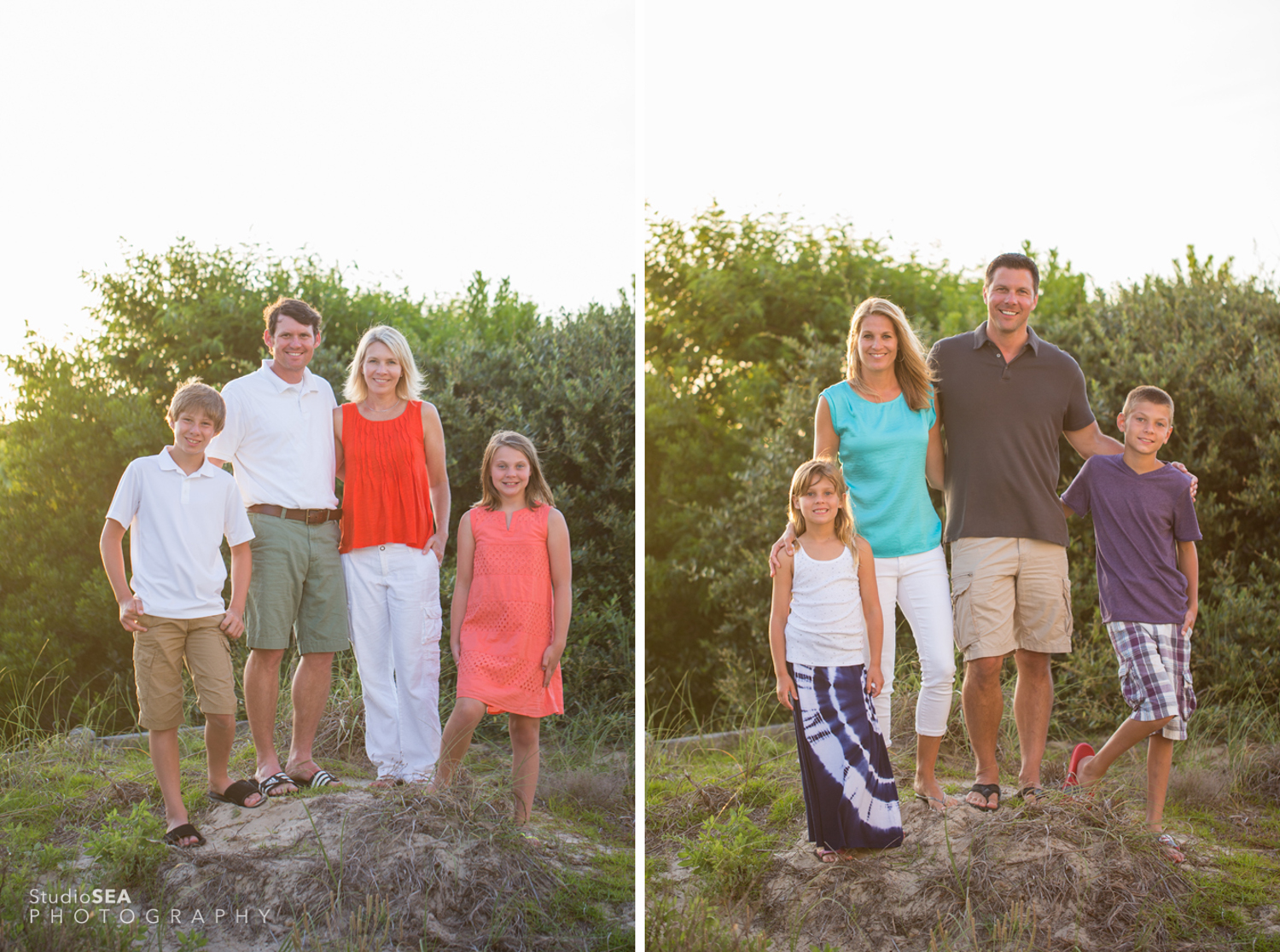 Outer Banks Beach Portrait Session