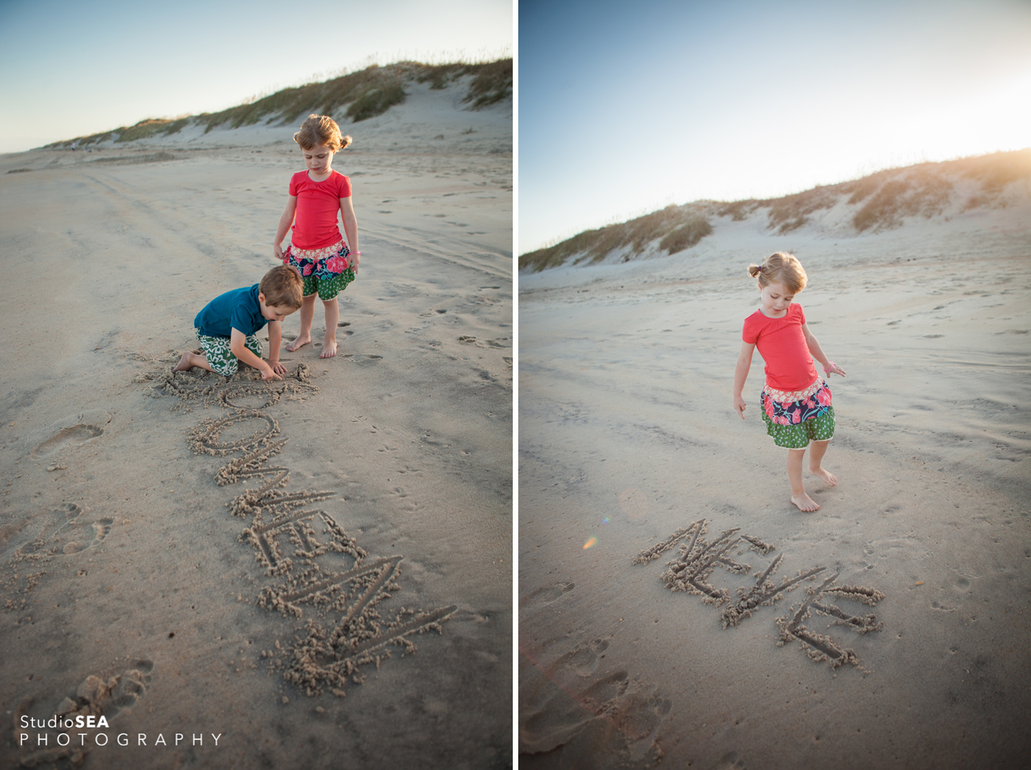 Outer Banks Portrait Session