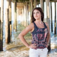 Alexis | Outer Banks Senior Session | StudioSea Photography