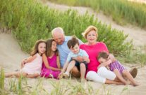 Borsz Family | Hatteras NC Family Session | StudioSea Photography