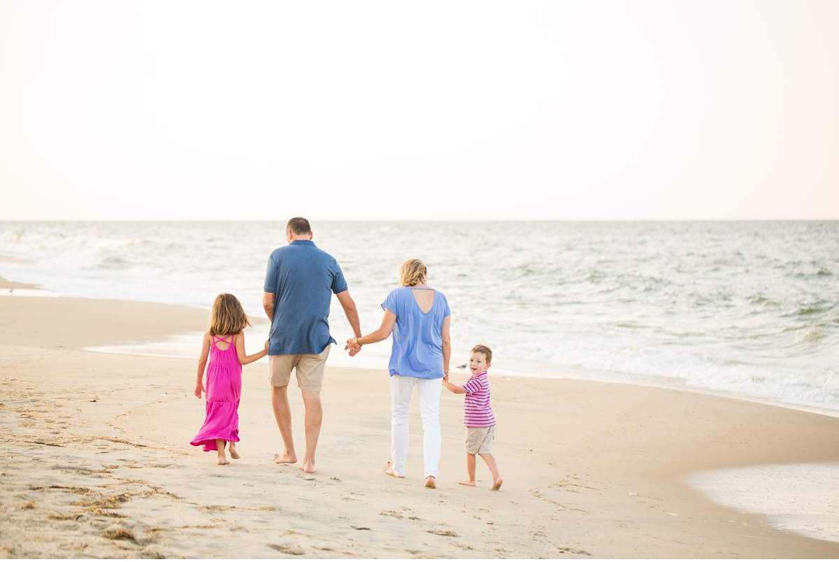 Hatteras NC Family Session